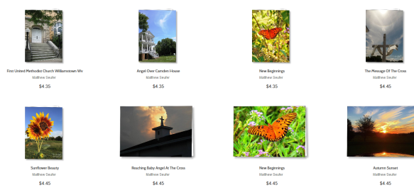 Greeting cards ONE