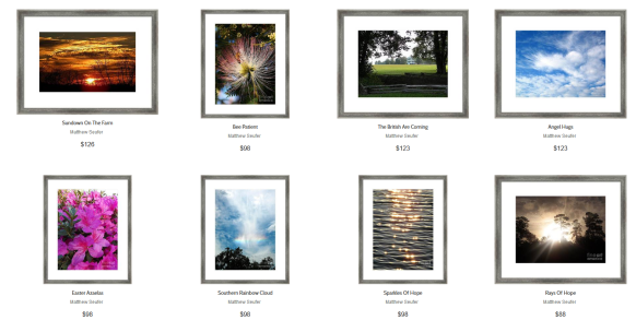 Screenshot_2019-10-19 Matthew Seufer Framed Prints2