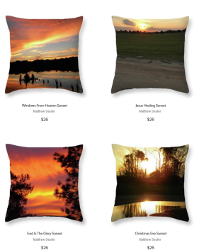 Screenshot_2020-02-13 Sunset Throw Pillows by Matthew Seufer