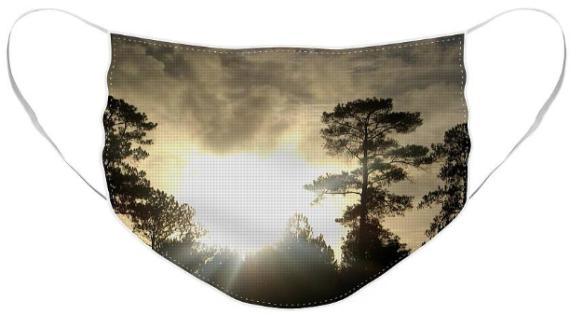Screenshot_2020-04-18 Heavens Light Face Mask for Sale by Matthew Seufermmnn