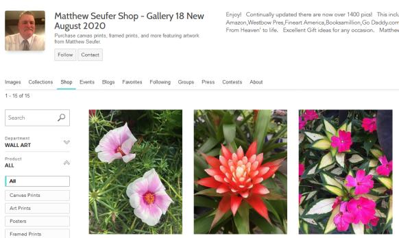 Screenshot_2020-08-09 Matthew Seufer - Shop - Gallery 18 New August 2020